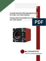 Audio video digital sheilded camera