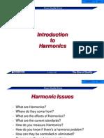 Harmonics Signals