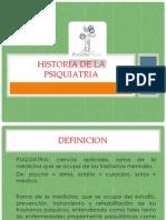 1.1 Historia de La Psiquiatria 2013