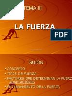La_fuerza