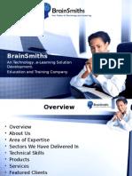 BrainSmiths Company Profile