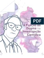 Thomas Kuhn. A Função do Dogma na Investigação Científica - Barra, Tozzini, Miranda, Couso e Brzowski