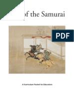 Arts of the Samurai Educator Packet