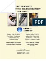 2013 Economic and Revenue Review Book