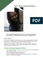 Biographie Artiste Kwes Laurent Kouassy