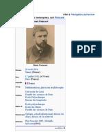 Tema 8 Henri Poincaré