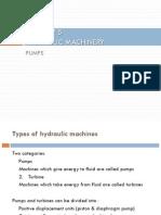 Slides 5 Hydraulic Machinery