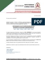 Diplomado Sistemas de Gestion 2013 - Lima 23 Mar