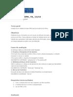 DPM TR Projecto 12 13-DW (1)