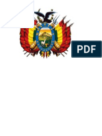 Escudo Boliviano