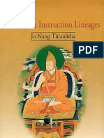 116371747 Jo Nang Taranatha the Seven Instruction Lineages