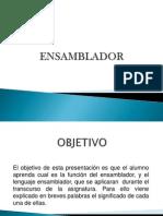 83698003-ENSAMBLADOR