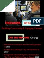 OutTheWindow Sponsorship Presentation