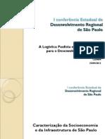 alogisticapaulistaesuaimportanciaparaodesenvolvimentoregional-121004155225-phpapp01