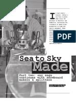 Sea to Sky Made (Part 2) [PIQUE]