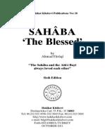 Sahaba (Alehemur Ridwhan) the Blessed [English]