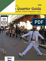 French Quarter Guide 03 2013