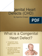 Chrappa Argentina 11100324 Congenital Heart Defects