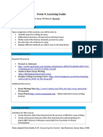 form 9-learning guides