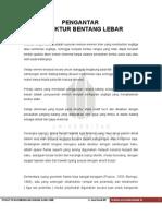 Pengantar Struktur Bentang Lebar (1)