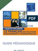 Francais Des Relations 1