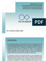 Test Psicologico de Bender