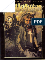 Vampiro - La Mascarada - Libro Del Clan Malkavian