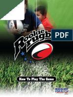 Rookie Rugby Guidebook