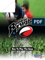 Rookie Rugby Guidebook