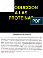 1. INTRODUCCION PROTEINAS