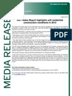 HIA Trades Report Release - Dec 12 Qtr