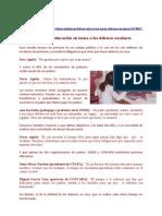Anais Blanchet  Debates en educación en torno a los deberes escolares