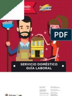 Cartilla Servicio Domestico Guia Laboral