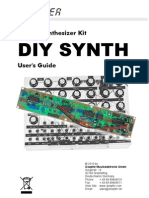 DIY Synth Manual