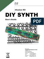 DIY Synth Manual