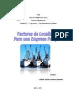 UFT Factores de Localización Industria Pesquera.doc