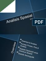 Kuliah 2_Analisis Spasial