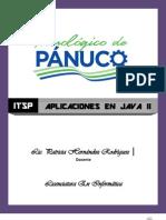 Aplicaciones en Java II