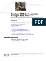Nexus 7000 Roadmap 5.0
