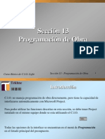 Tutorial CIO Light Programacion