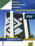Banco do Brasil_Demonstrações Contábeis_4T12MC