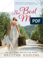 The Best Man by Kristan Higgins - Chapter Sampler