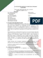 Silabo Metalurgia Del Oro y La Plata_Vc_2010_I