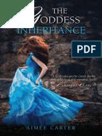 The Goddess Inheritance - Aimee Carter