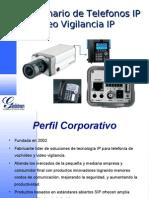 Seminario de Telefonia y Video Vigilancia IP
