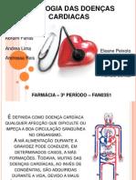 FISIOLOGIA DAS DOENÇAS CARDIACAS