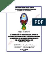 T-1158 La Paz Chicoloma