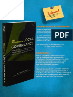 Reviewer on Local Governance by Atty. Enad