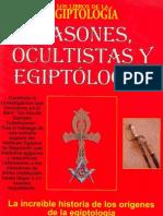 Masones, Ocultistas y Egiptólogos