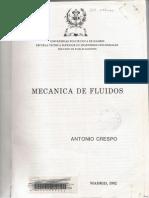 Hidraulica Crespo - Mecanica de Fluidos